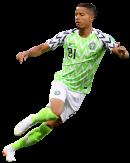 Tyronne Ebuehi football render