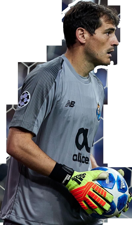 Iker Casillasrender