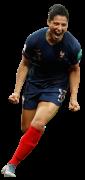 Valerie Gauvin football render