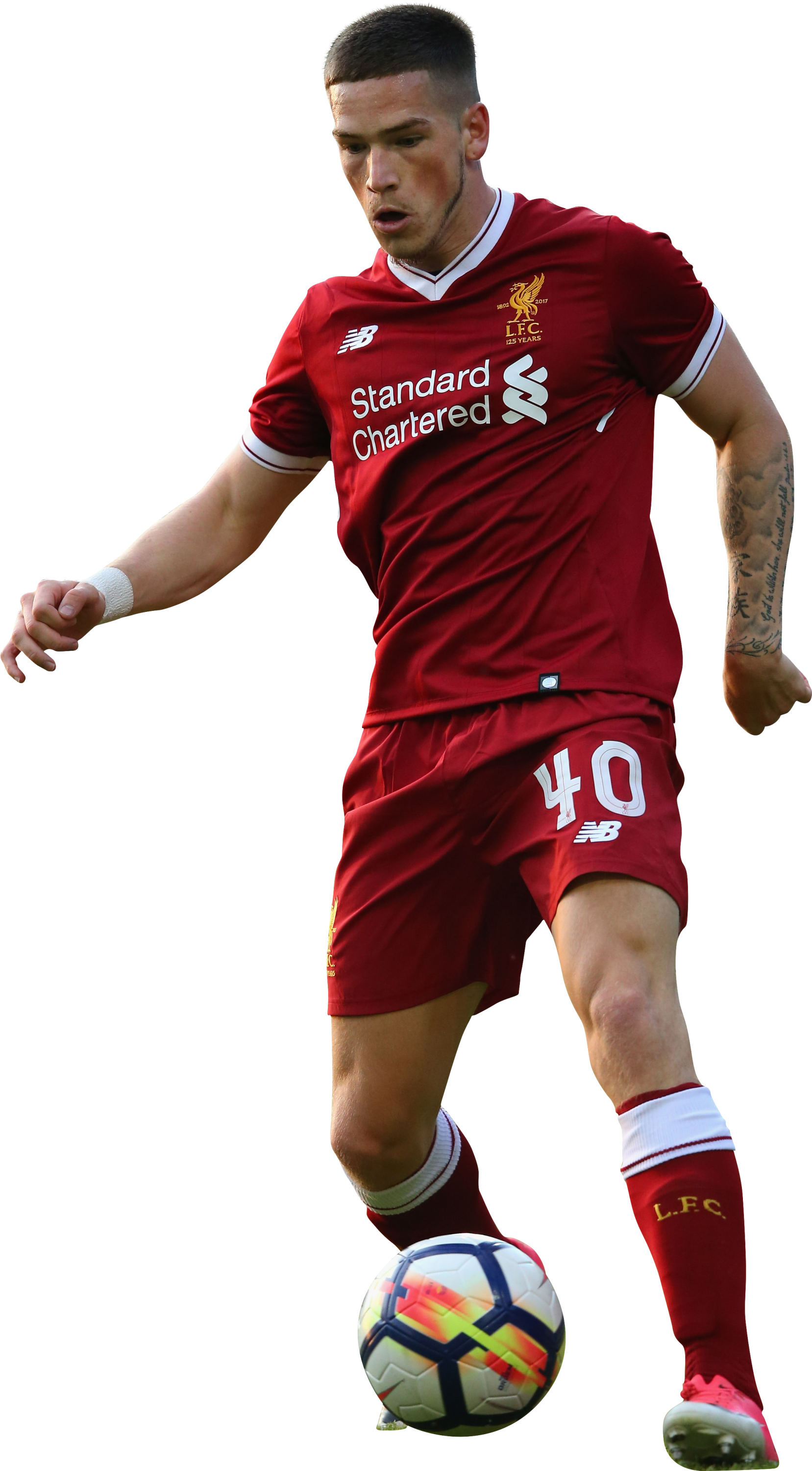Ryan Kent render