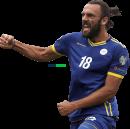 Vedat Muriqi football render