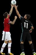 Victor Nilsson Lindelöf & Gareth Bale