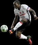 Vincent Aboubakar football render