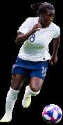 Viviane Asseyi football render