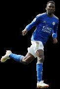 Wilfred Ndidi football render