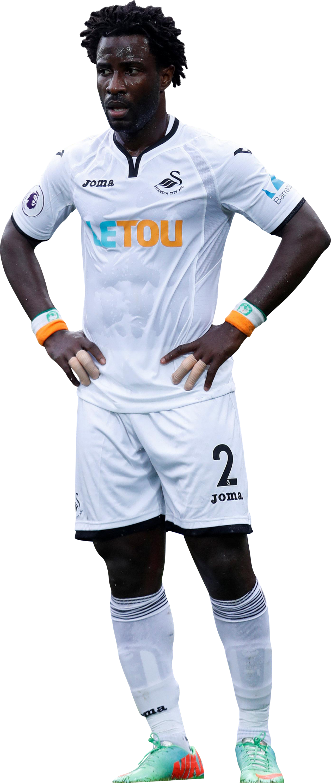 Wilfried Bony football render FootyRenders