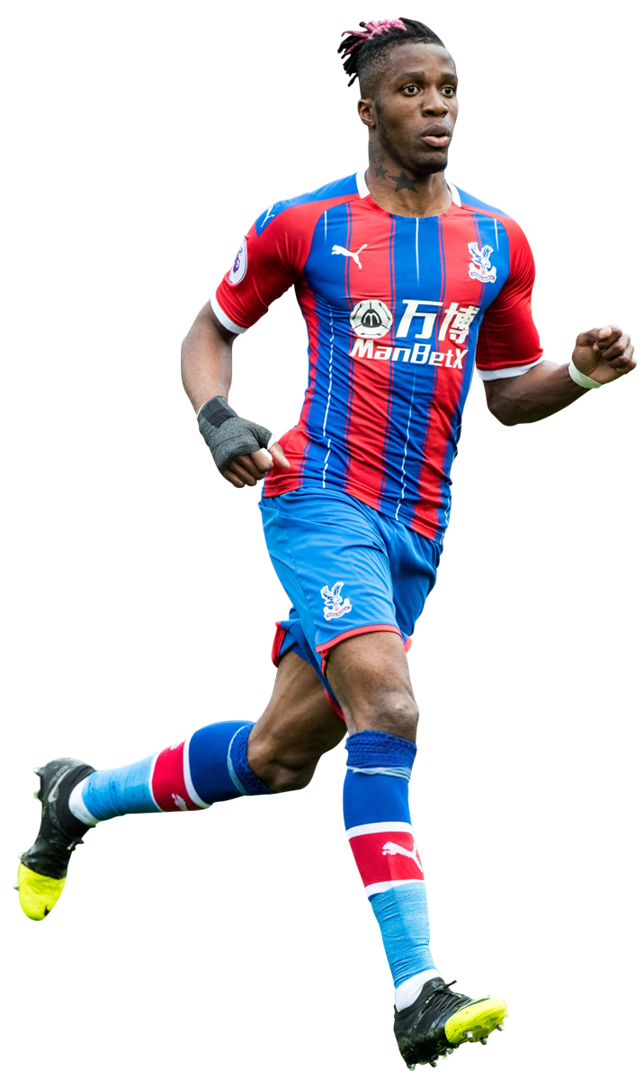 Wilfried Zaha render
