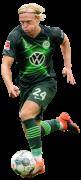 Xaver Schlager football render