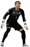 Yann Sommer football render