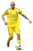 Yaroslav Rakitsky football render