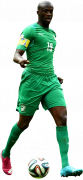 Yaya Toure football render