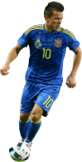 Yevhen Konoplyanka football render
