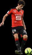 Yoann Gourcuff football render