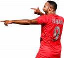 Youssef El-Arabi football render