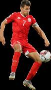 Youssef Msakni football render