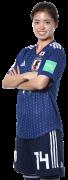 Yui Hasegawa football render