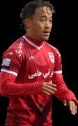Yukiya Sugita football render