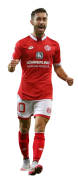 Yunus Malli football render