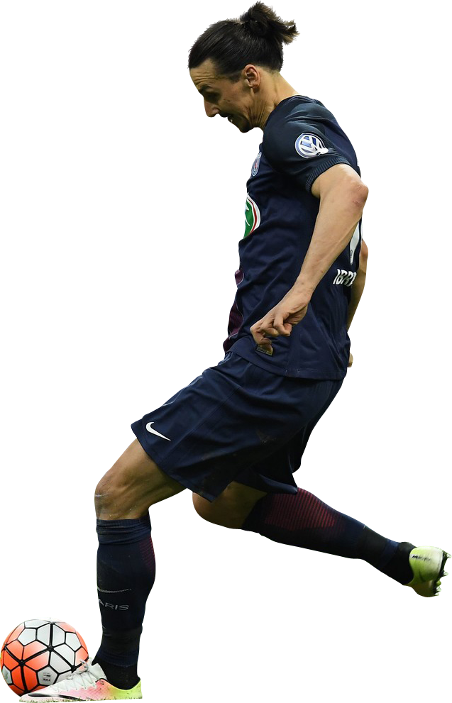 Zlatan Ibrahimovicrender
