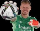 Aaron Ramsdale football render
