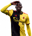 Abdoulaye Doucoure football render