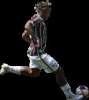 Abel Hernández football render