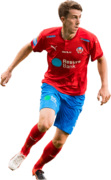 Adam Eriksson football render