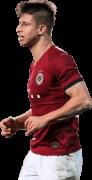 Adam Hlozek football render
