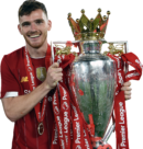 Andrew Robertson football render