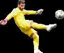 Ahmed El Shenawy football render