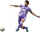 Ahmed Hegazy football render
