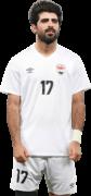 Alaa Ali Mhawi football render