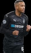 Alassane Pléa football render