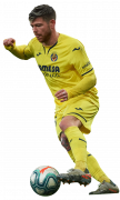 Alberto Moreno football render