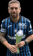 Alejandro Gomez football render