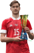 Aleksey Miranchuk football render