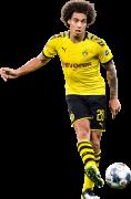Axel Witsel football render