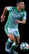 Alfonso Pedraza football render