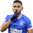 Alfredo Morelos football render