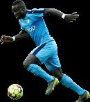 Alhaji Kamara football render