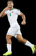 Ali Adnan football render
