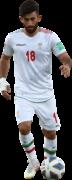 Ali Gholizadeh football render