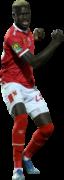 Aliou Badji football render