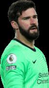 Alisson Becker football render
