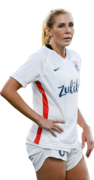 Allie Long football render