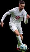 Alvaro Vadillo football render