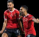 Amr Elsolia & Hussein El Shahat football render