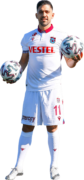 Anastasios Bakasetas football render