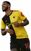 Andre Gray football render