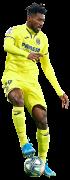 Andre Zambo Anguissa football render